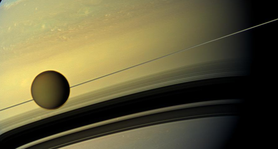 l'oeil de Cassini